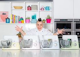 Meet our new Kenwood Chef Sense ambassador - Anna Polyviou