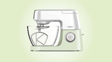 chef sense green kitchen machine