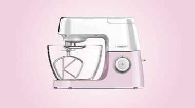 chef sense pink kitchen machine