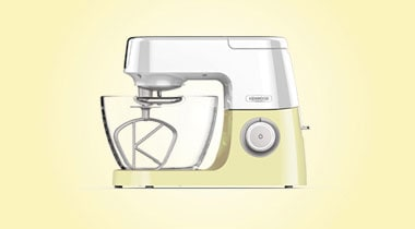 chef sense yellow kitchen machine