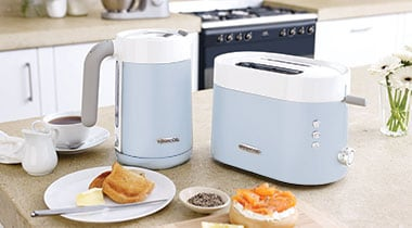 KSense, toasters and kettles