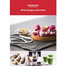 Download the Kenwood Category Brochure 2018