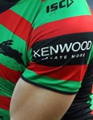Kenwood extends major corporate sponsorship with the Rabbitohs
