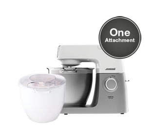 Receive bonus attachments with your Kenwood chef purchase