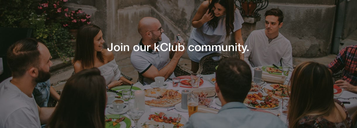 Join our kClub Community