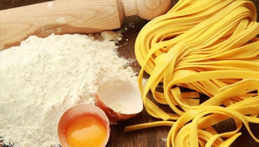 Kitchen Machines Pasta, Rice and Grains Recipes