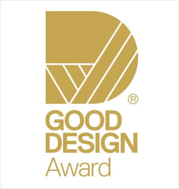 Winner of the Good Design Award