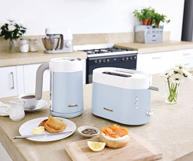 KSense Breakfast Range