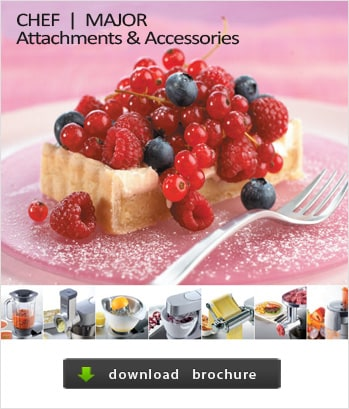 Download the Chef and Major Kitchen Machine Brochure