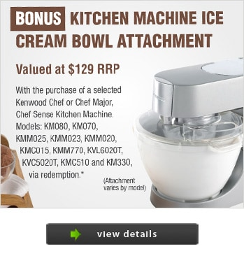 Kitchen Machine promo 2014