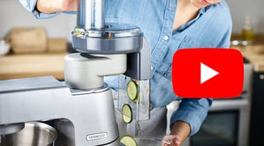 YouTube Attachment Kenwood