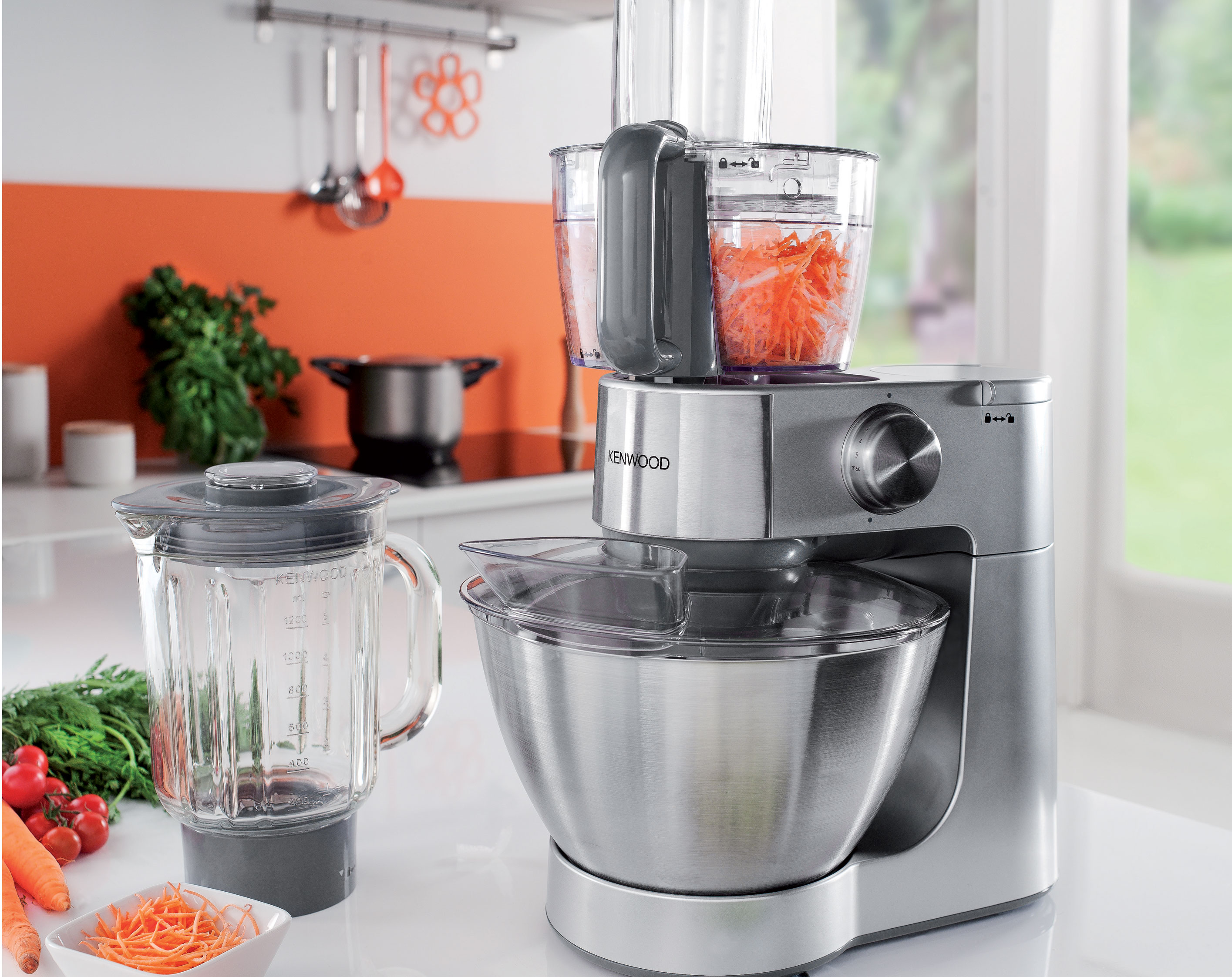 Kenwood fr cooking chef robots mixeurs plongeants blenders - Robots mixeurs et blenders ...