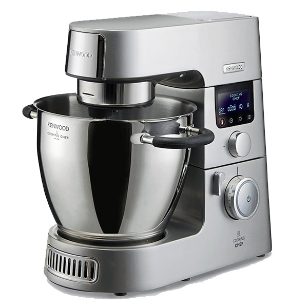 K chenmaschine kenwood cooking chef gourmet for Cuisson vapeur kenwood cooking chef