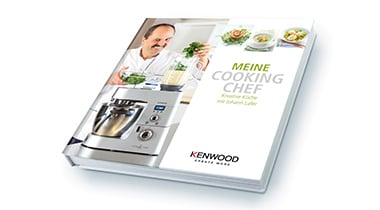 Kochbuch cooking chef