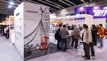 Kenwood Booth