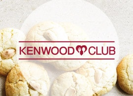 Entra nel Kenwood Club