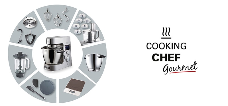 Accessori Cooking Chef Gourmet KCC9060S