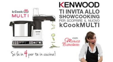 Showcooking Kenwood