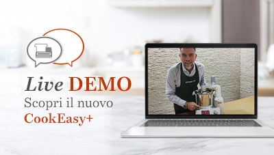 Live Demo CookEasy+