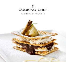 ricettario cooking chef 2014