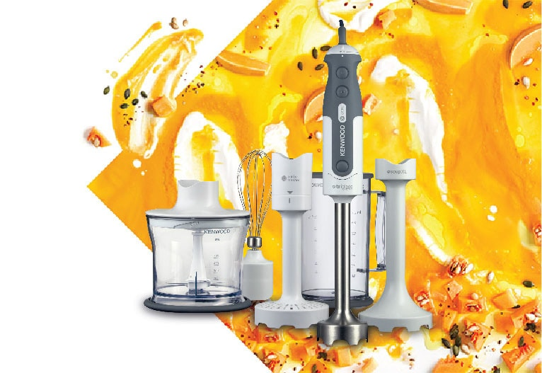 Discover the Triblade Hand Blender