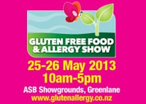 See Kenwood at the Auckland Gluten Food and Allergy Show