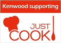 Kenwood Supporting Just Cook
