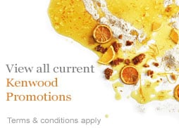 View Current Kenwood Promotions