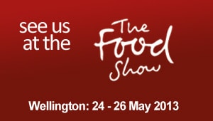 See Kenwood at the Wellington Food Show