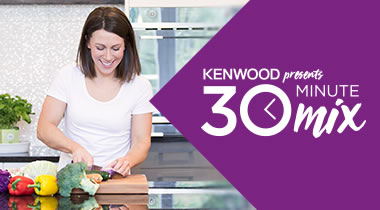 Kenwood Presents 30 Minute Mix