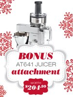 Receive bonus attachments with purchases