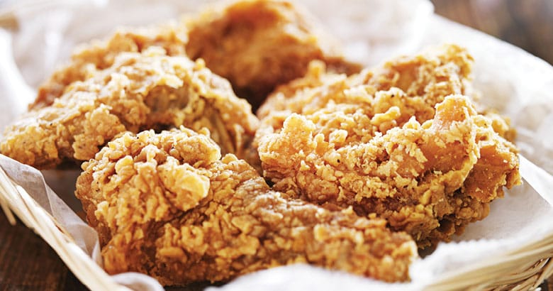 Southern Fried Chicken - Immaculate Bites  |Southern Cooking Fried
