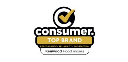 Consumer Top Brand Food Mixers - 2018