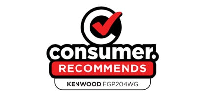 Consumer Recommends FGP204WG - 2018