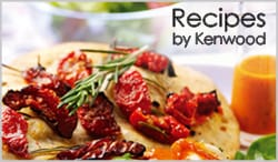 Recipes by Kenwood New Zealand