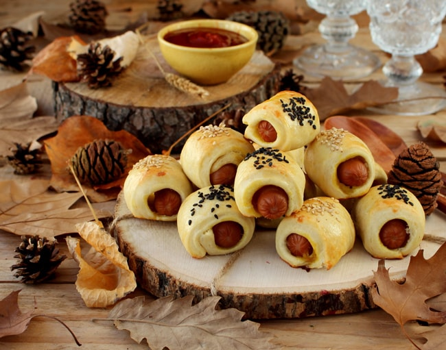Pigs in Blankets