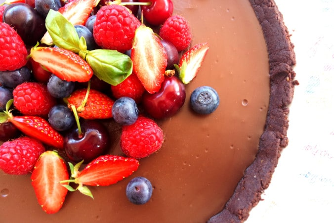 Tarte Cocoa Power [Paleo]