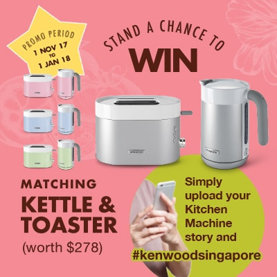 Win Matching Kettle & Toaster