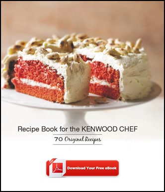 Kitchen Chef Recipe Book