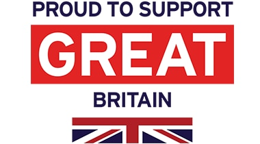 Proud to Support GREAT Britain
