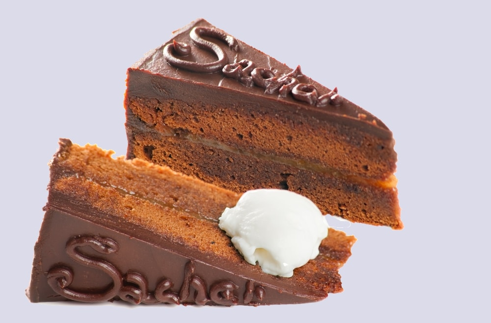 ... with kenwood what do you see brownie truffle sachertorte sachertorte