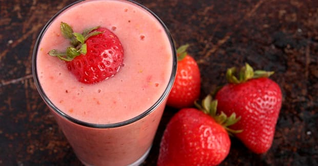 Receta de Smoothie de fresas | Cooking chef de kenwood