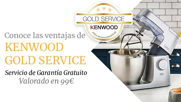 KENWOOD GOLD SERVICE