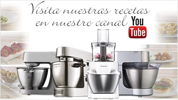 Entra en el Canal de YouTube de Kenwood