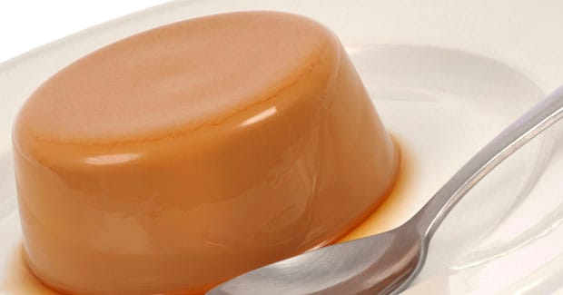 Receta de Flan de café | cooking chef de kenwood