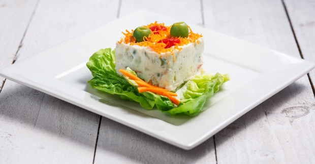 Receta de Ensaladilla rusa | Cooking chef de kenwood