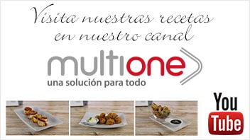 Video Recetas MultiOne en YouTube | Kenwood