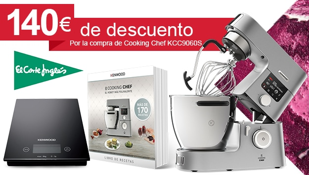 promocion cooking chef