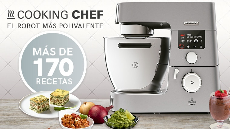 Recetario de Cooking Chef