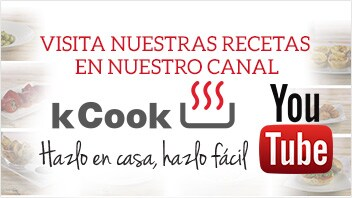 VideoRecetas kCook en YouTube